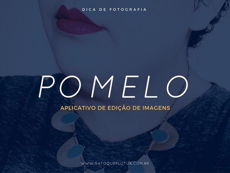 Pomelo: um aplicativo de edição de fotos em nível profissional