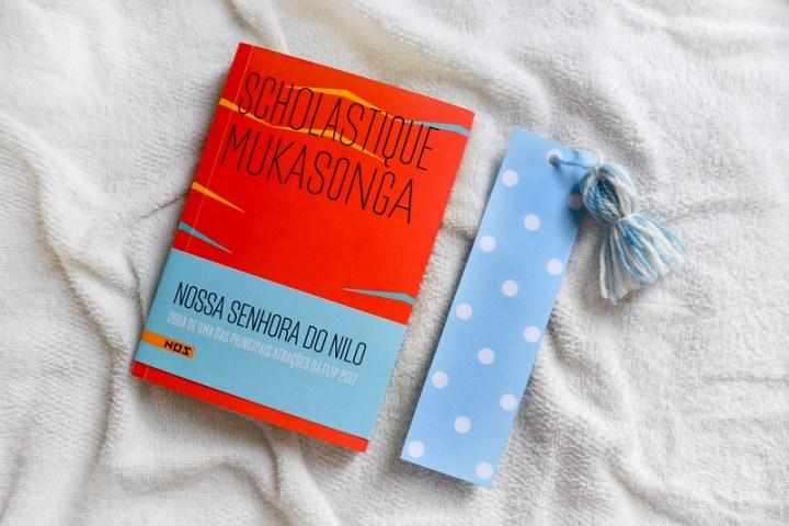 Resenha do livro Nossa Senhora do Nilo - Blog: GatoQueFlutua - Foto: Debb Cabral