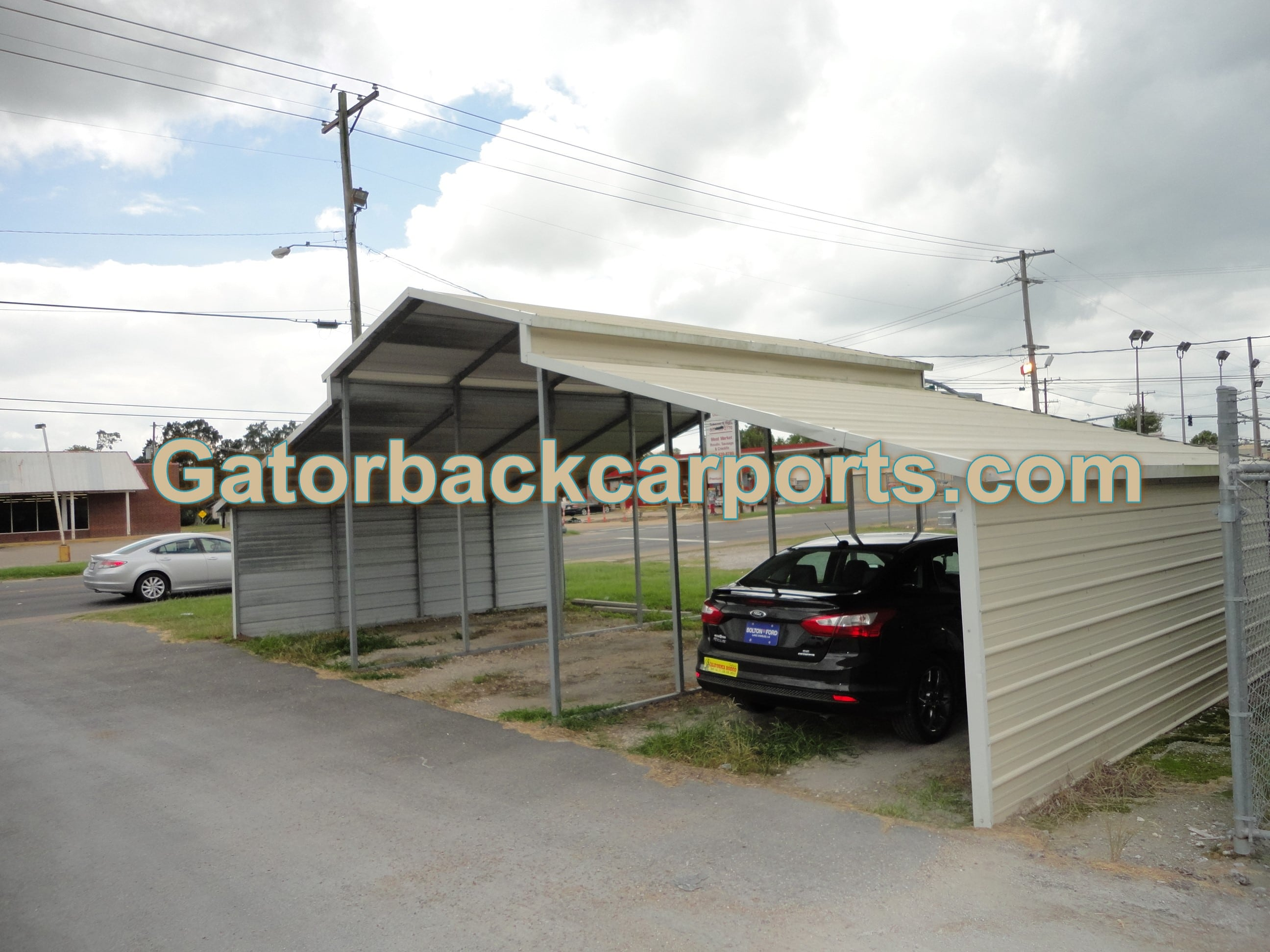 Lean To Carport Designpictures Gatorback CarPorts