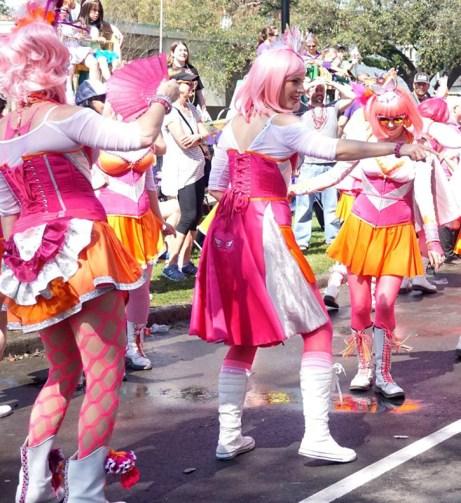 Kristin-in-parade
