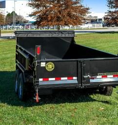7x14 14k bumper pull dump trailer gatormade trailers interstate trailer wiring diagram gatormade trailer wiring diagram [ 1200 x 800 Pixel ]