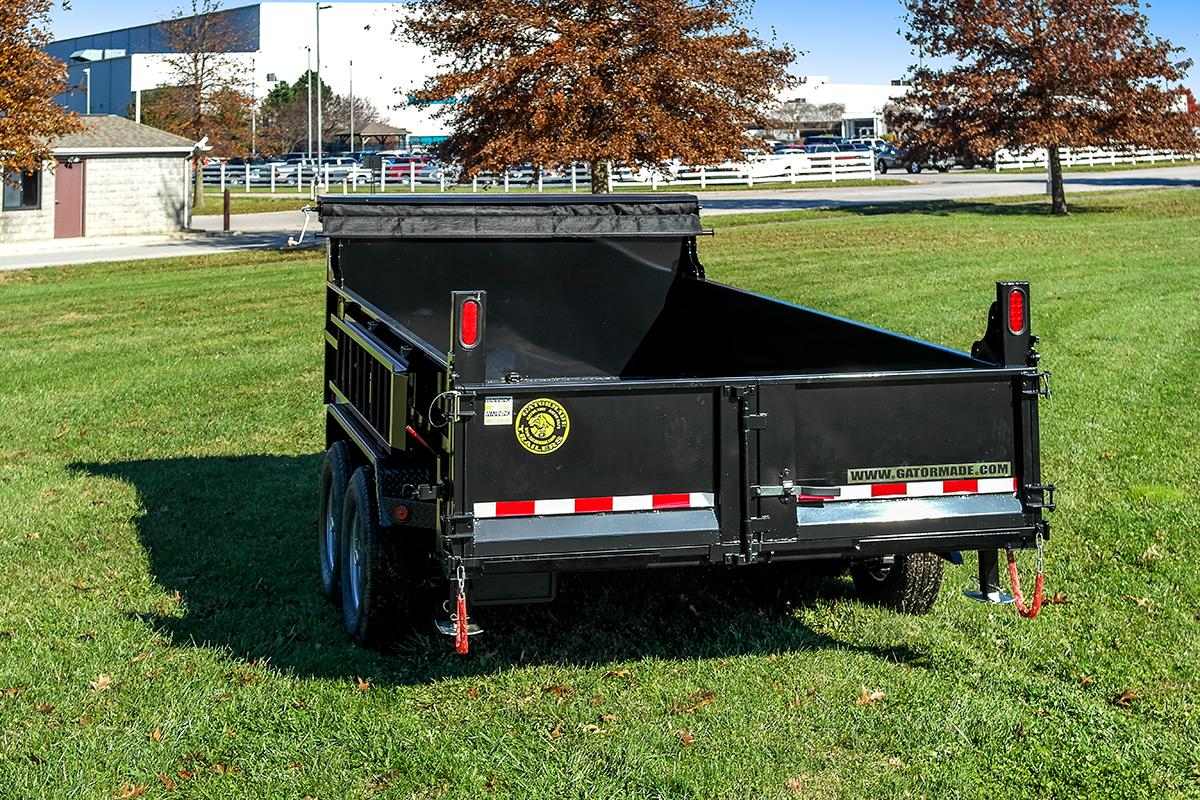 hight resolution of 7x14 14k bumper pull dump trailer gatormade trailers interstate trailer wiring diagram gatormade trailer wiring diagram