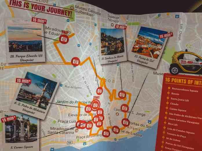 Tour Lisboa Miradouros