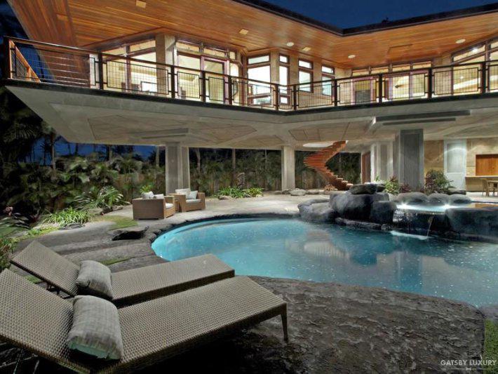 Gatsby Lifestyle Hawaii Summer Mansion  Gatsby Luxury  lifestyle