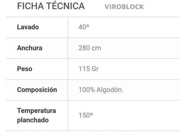 Viroblock Mascarilla