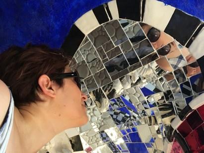Giardino dei Tarocchi Niki de Saint Phalle 08