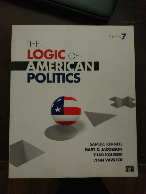 Political Science Departments Gaucho Books