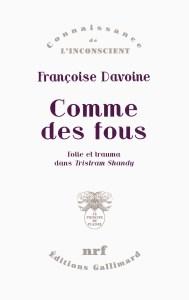 séminaires de Jean-Max Gaudillière EHESS écrits par Françoise Davoine
