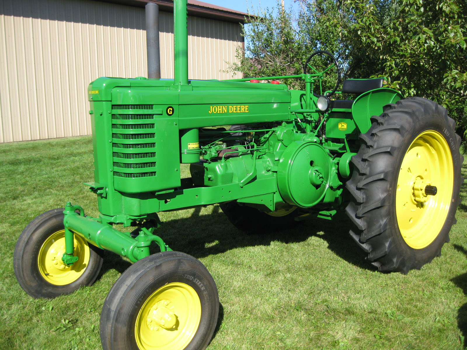 john deere g tractor for sale photosynthesis and respiration cycle diagram model best deer photos