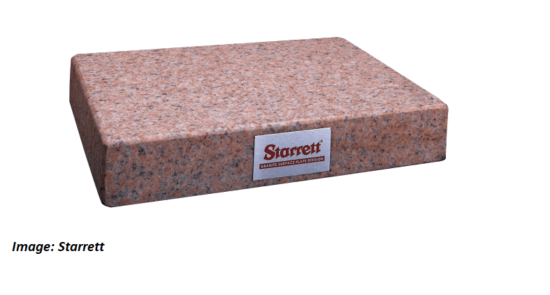 pink granite surface plate