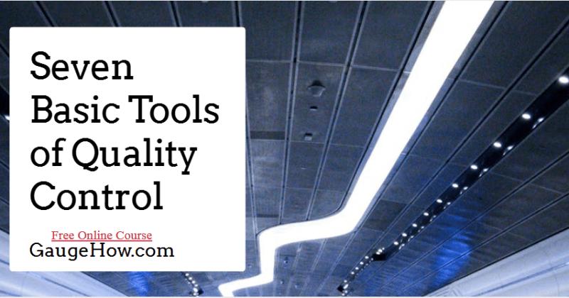 7 qc tool