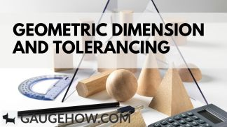 free online course of Geometric Dimension and Tolerancing