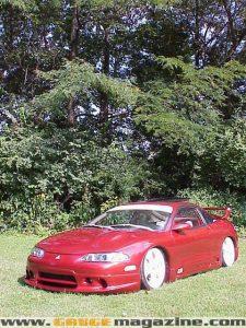 2001 Mitsubishi Eclipse Body Kit : mitsubishi, eclipse, Mitsubishi, Eclipse, Suspension, Gauge, Magazine