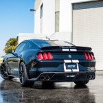 CAT-BACK EXHAUST FOR 2015-16 FORD MUSTANG SHELBY GT350