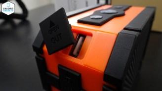 USB Power Bank Output