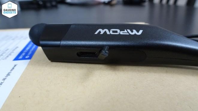 Mpow Hunter USB Charging