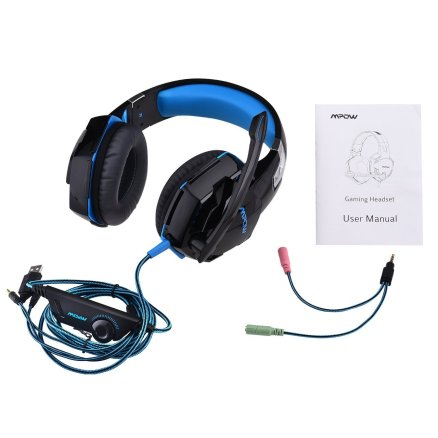 MPOW Gaming Headphones4