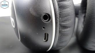 Earto E6 Foldable Over Ear headphones 4