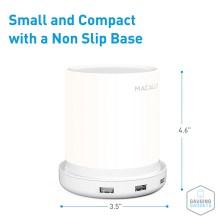 Macally LED Desk Lamp 3