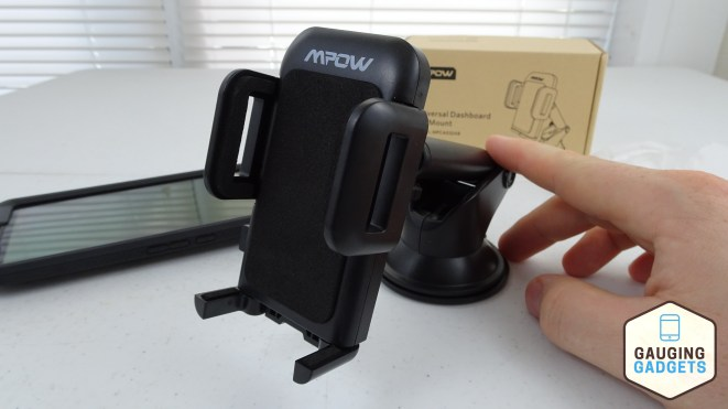 Mpow Car Phone Mount Review (2)