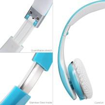 AUSDOM M07 On-Ear Headphones3