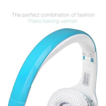 AUSDOM M07 On-Ear Headphones5
