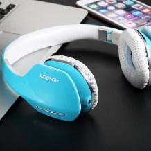 AUSDOM M07 On-Ear Headphones8