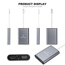 Erastride TD701 8-in-1 USB-C Hub2