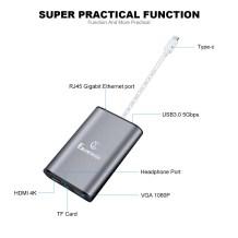 Erastride TD701 8-in-1 USB-C Hub5