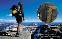 ELEMENTO Solar Charger Portable 16000mAh 5