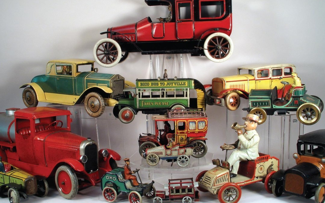 The Glossary of Condition at Toy Auctions