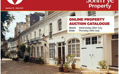 Catalogue Now Live 28th – 29th July Online Property Auction