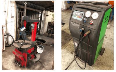 Vehicle Workshop Equipment, Support Assets & Vehicles – Online Auction