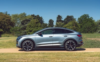 The all-new Audi Q4 e-tron and Q4 Sportback e-tron pricing and specification