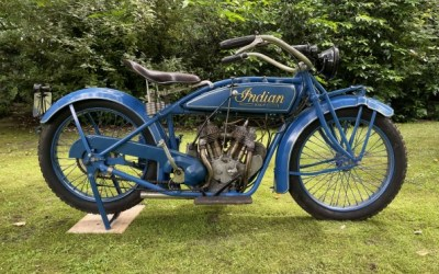 Silverstone Auctions close their catalogue with a number of exceptional motorcycles