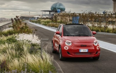 Fiat unveil New (500)RED the first (RED) car partnership