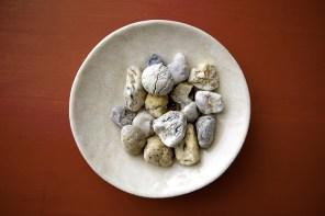 maronensteine / chestnut stones