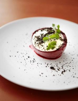 zwiebel, blutwurst & ei / onion, black pudding & egg