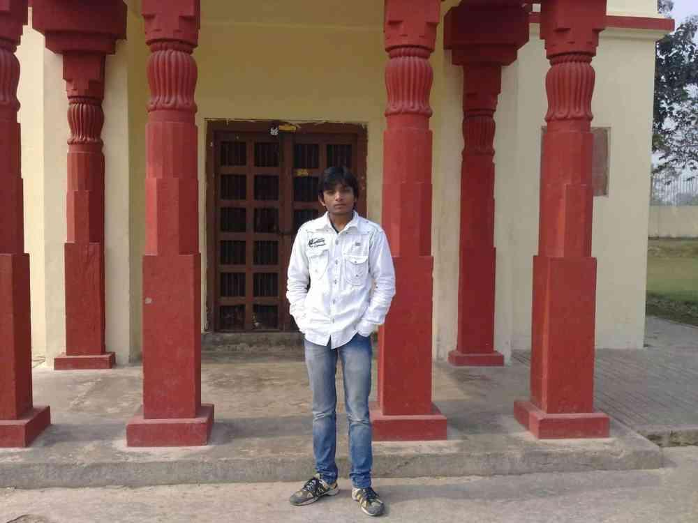 Near Mathakunwar Shrine