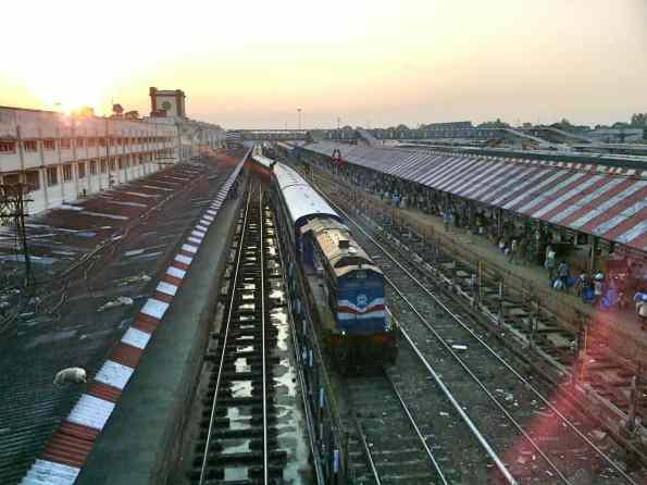 Train Train… Single Train