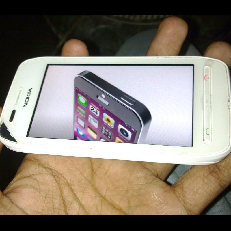 iPhone in my Nokia
