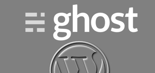 ghost on wp