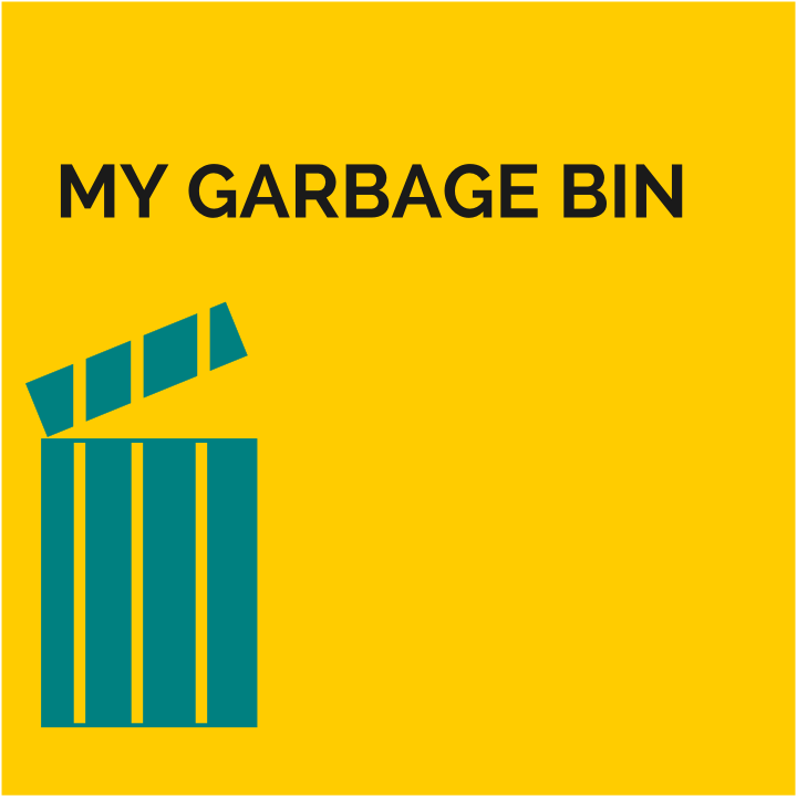 my garbage bin