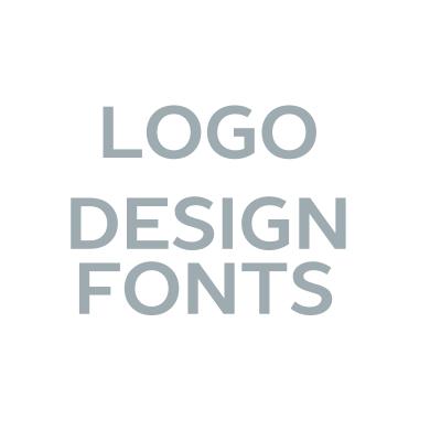 Freebie: Logo Design Fonts