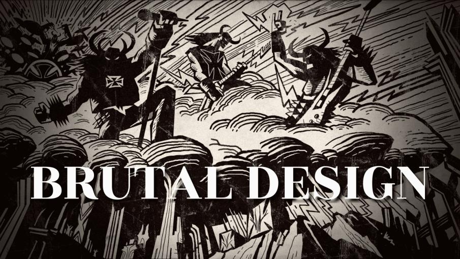 Brutal Design Featured Image