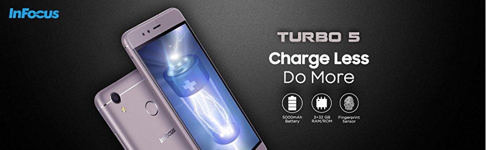 InFocus Turbo 5 is the new low budget smartphone  sensation 1