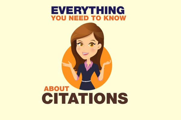 Everything About Citations Banner