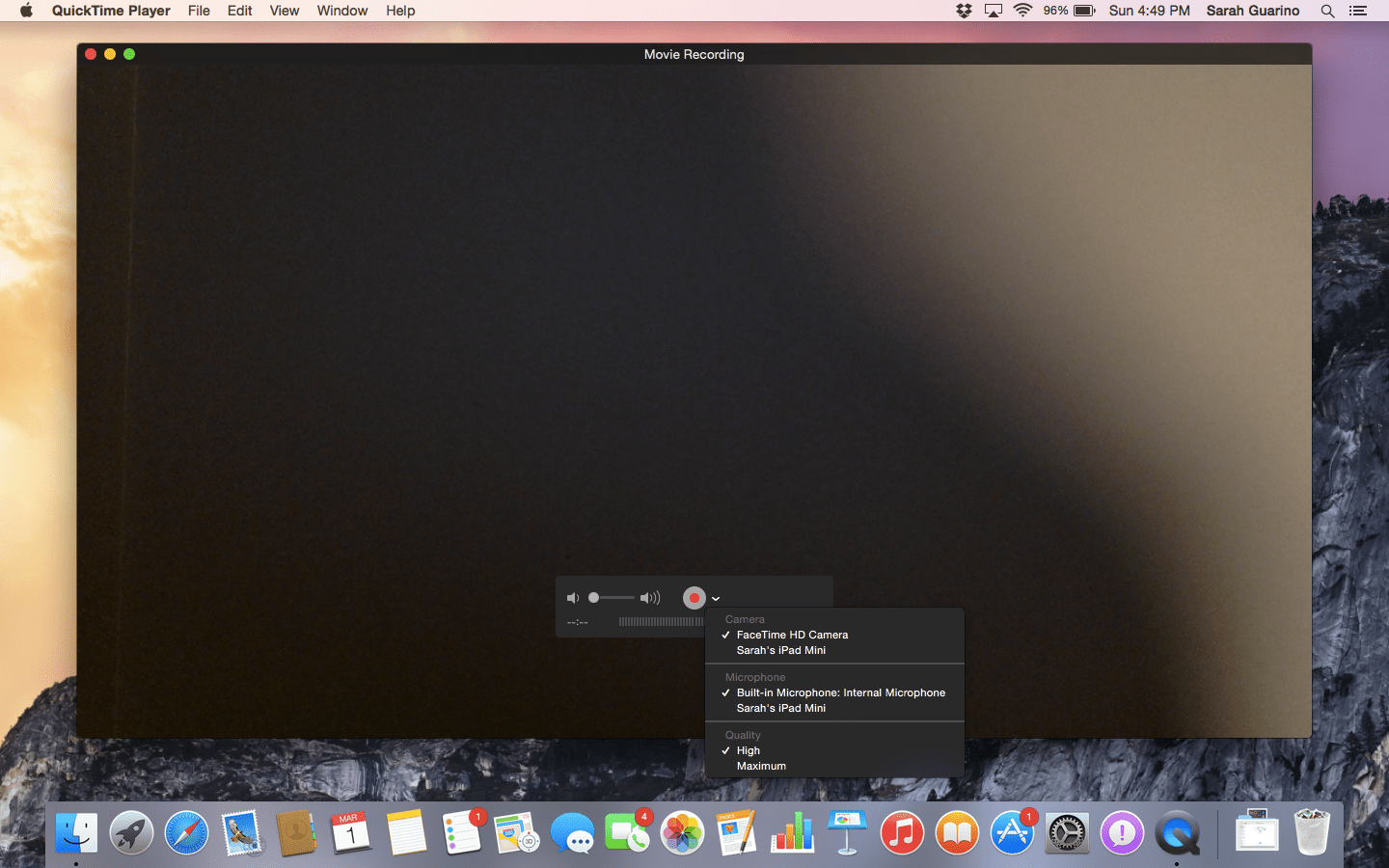 How to Record Your Mac Screen with Sound? – Gaurav Tiwari
