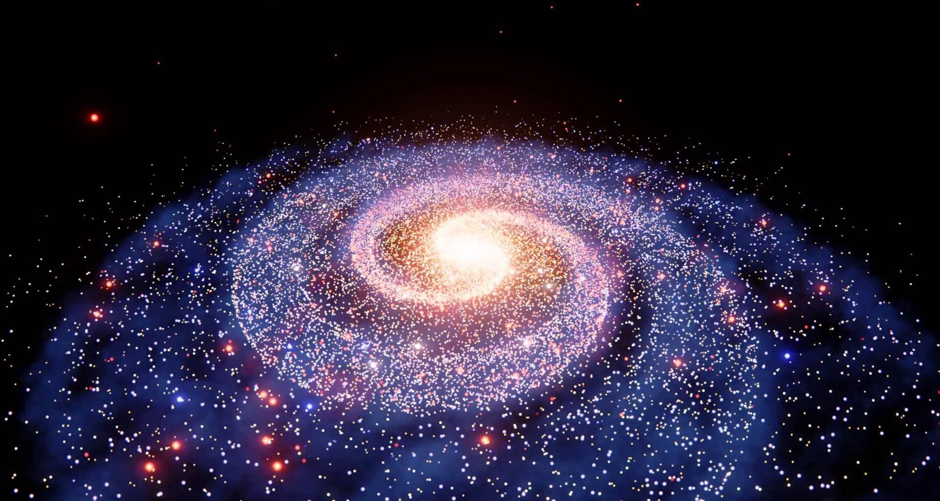 spiral galaxy sample