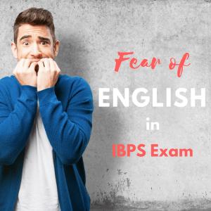 IBPS English Fear
